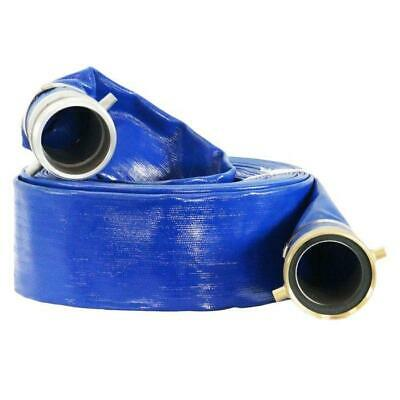DuroMax 2'' x 50 Ft Discharge Evacuation Hose Water Pump - NPT Camlock - HP0250D