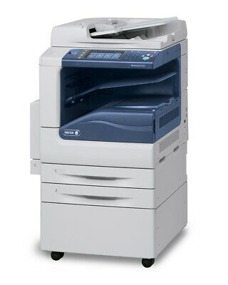 New Xerox Workcenter 5325 MFP 25PPM 160GB Monochrome All-In-One Laser Printer