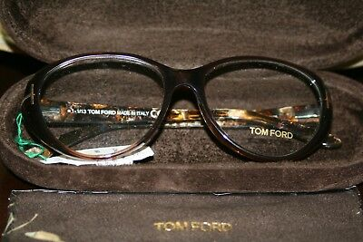 Tom Ford With Case And Cleaning Cloth For Women Catseye Eyeglasses