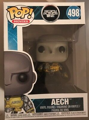 Funko Pop Vinyl Ready Player One AECH Figure Nº 498