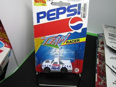 "1993 GOLDEN WHEEL Vintage Pepsi Team Racer Die- Cast ""RACING TRUCK"""