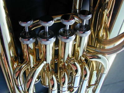 Berkeley 4 Valves Ross Brass Euphoniums