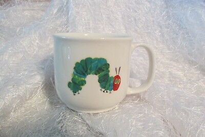 "RIC CARIE - LUNT child's ceramic cup 2.75"" tall (dish)"