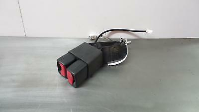 2014 NISSAN QASHQAI Mk1 (J11) Rear Right SEAT BELT STALK