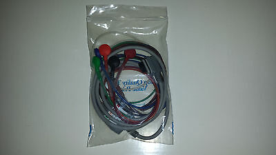 Patient Cable Seer Light, 3 Channel 5 Lead, Iec 2008594-004 (New See Details)