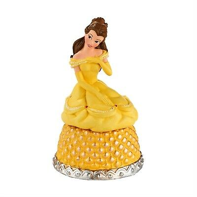 Disney - Dept 56 - Beauty and the Beast - Belle Trinket Box Figurine 4030563