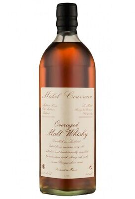 Michel Couvreur Overaged French Single Malt Whisky 700ml