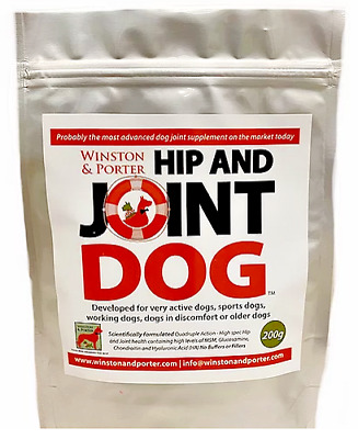 Dog Arthritis? Hip & Joint Rescue  Higher Levels than Yumove and Riaflex!