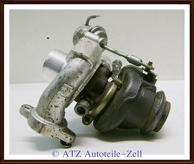 Ford Fiesta Vi JA8 Turbocompressore 9685293080 TDO25S2-06T4 08-12