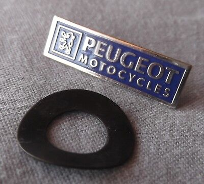 Genuine Peugeot Kisbee Rear Passenger Footrest Wave Spring Washer PE779107