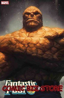 Fantastic Four #1 (2018) 1St Printing Stanley Artgerm Thing Variant Cover