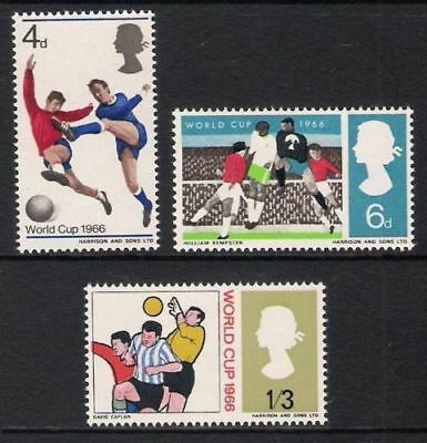 SG693-695 WORLD CUP  Unmounted Mint GB
