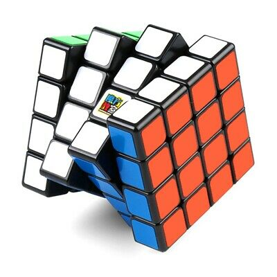 4x4x4 Magic Cube Professional Ultra-Smooth Speed Cube Twist Puzzle Kids Toy Gift