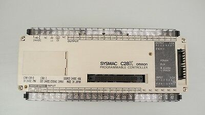 Omron SYSMAC C28K Programmable Controller C28K-CDR-D / Lenze ABB Fuji Siemens