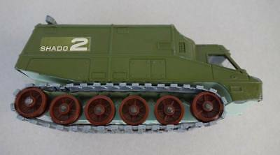1970 Dinky Toys 353 UFO S.H.A.D.O. 2 Gerry Anderson - Brown Wheels, White Int.