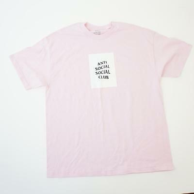 6754afe406be Heren  kleding Anti Social Social Club ASSC White Box Tee All sizes NEW  100% Authentic