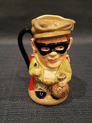 Limited Edition Royal Doulton Judge And Thief Signed By Michael Doulton