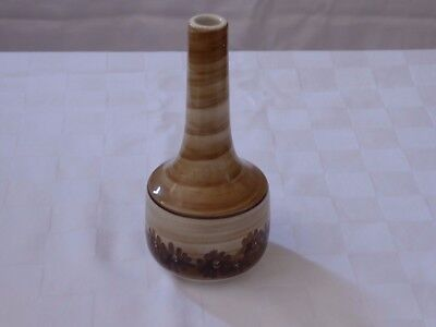 Channel Island - Jersey Pottery - Studio Art Bud Vase