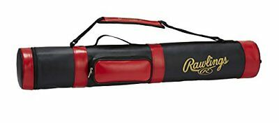 NEW Rawlings (Rawlings) bat case (4 pieces) EBC7S05 Black / Red