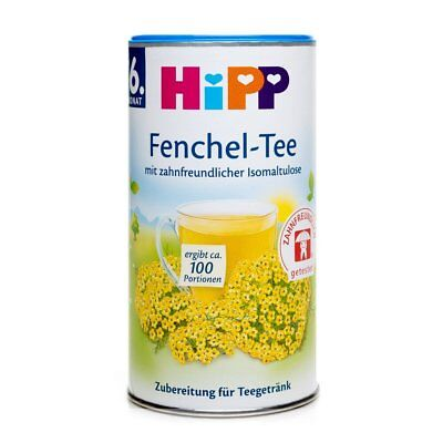 HiPP Instant Fennel Tea for Babies (200g./7.1oz)