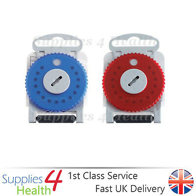 HF3 Wax Guard Wax Filter Siemens Sivantos Resound Red/Blue Wax Trap Gauze x16