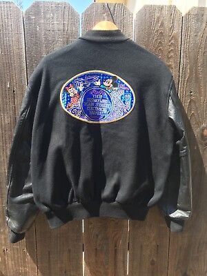 Rare Vintage DISNEYLAND Main Street Electrical Parade CAST MEMBER Jacket Disney