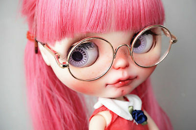 """Red Glasses Heart Prop For 12/"""" TAKARA Neo Blythe Doll Photograph G/&D"""