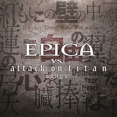Epica vs Attack on Titan Songs [7/20] by Epica (CD, Jul-2018, Nuclear Blast)