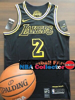 MAILLOT JERSEY NBA Nike Authentic L.A. Lakers Lonzo Ball