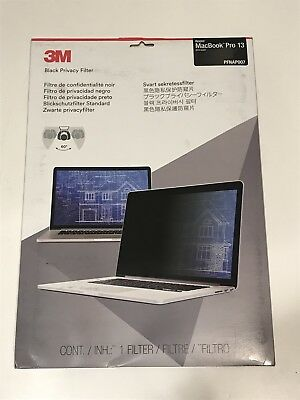 "3M Privacy Filter for 13"" Apple® MacBook Pro® [2016 model] (pfnap007)"