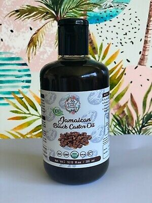 SALE- 50ml JAMAICAN BLACK CASTOR OIL -100% Pure -SUPER HAIR GROWTH