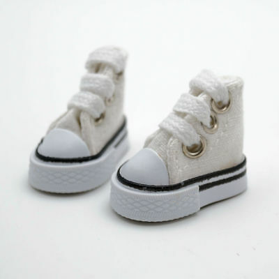 "1//6 Brown Shoes Canvas Sneakers For 12/"" TAKARA Neo Blythe Doll G/&D"