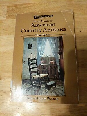Pictorial Price Guide to American Antiques by Dorothy Hammond (1982, Paperback,…
