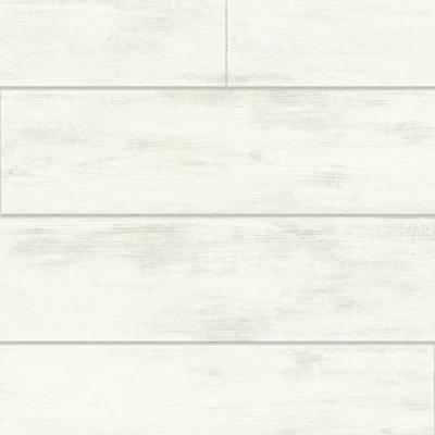 York Wallcovering MH1560 Magnolia Home Joanna Gaines Shiplap Wallpaper
