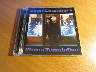 Sean Chambers - Strong Temptation CD