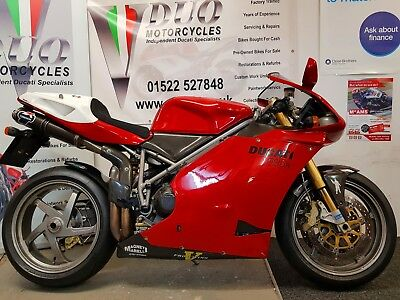 2001 Ducati 996 R * Rapidly Appreciating Asset *