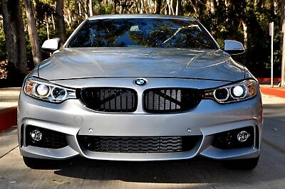 2017 BMW 4-Series Grancoupe 2017 BMW 430i Grancoupe M sport  less than 7K miles  call 310 266 1812