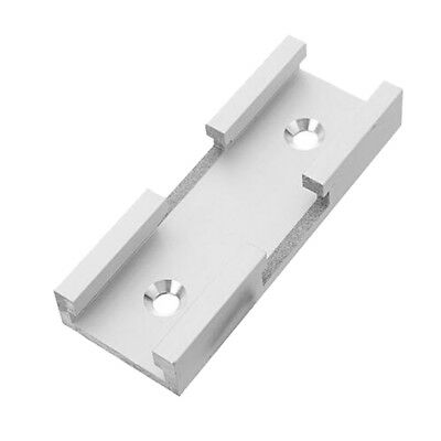 Baoblaze Woodworking DIY Miter Track Stop For T-Slot T-Tracks for 30 Type B
