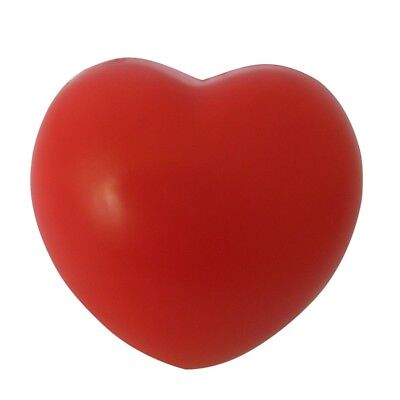 Heart Stress Reliever Ball Red Y2T7