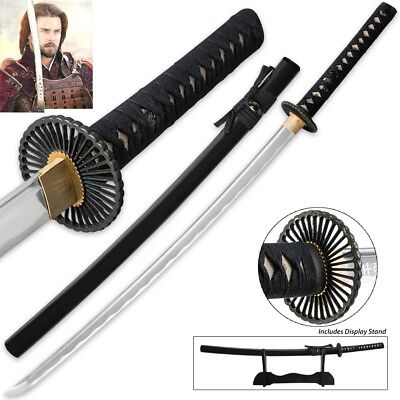 Handmade The Last Samurai Bushido Katana Replica Razor Sharp Full Tang Sword JP