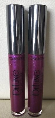 Collection 2000 Deluxe Lip Lacqure No5 Dancing Queen X3