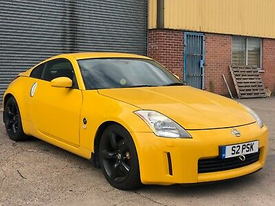 2005 NISSAN 350Z Limited edition GT4  Spares repairs