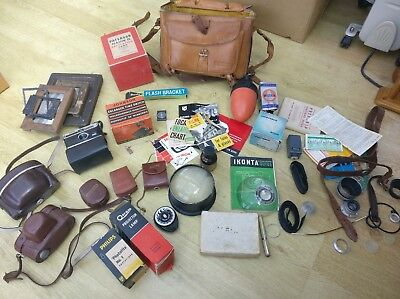 Amazing Vintage Camera Collection - includes 3 X Cameras!