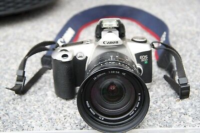 Sigma Compact Zoom  28-200mm mit Canon EOS 500n
