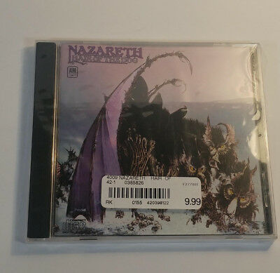 Hair of the Dog by Nazareth (CD, A&M (USA))