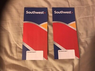 Southwest Airlines Ticket Jackets 2