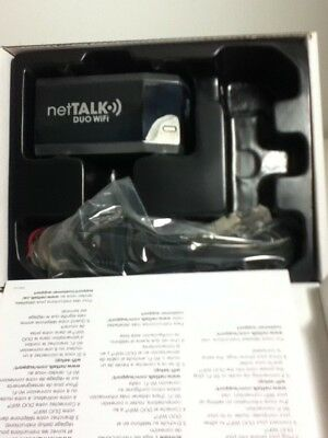 Net Talk Duo Wi-Fi Home Phone Line -new-free shipping