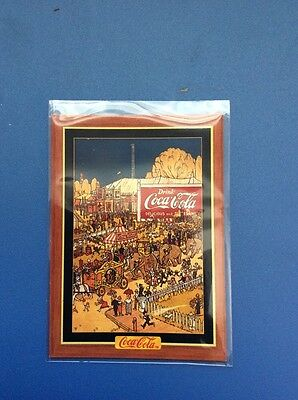Coca Cola Trading Card Series 4 # 381 1995 Circus Theme