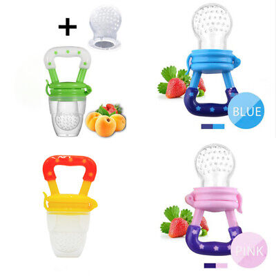 Fresh Fruit Milk Feeder Baby Nipple Pacifier Kids Pacifier Feeding Supplies