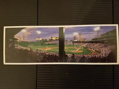 Fenway Park Postcard Red Sox Jurinko 100th Yankees Dual Postmark FDC 2012 Yaz